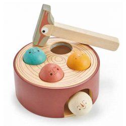 משחק נקר מעץ-Tender Leaf Toys