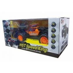 מכונית שלט 1:12 ספיד קינג 2.4G