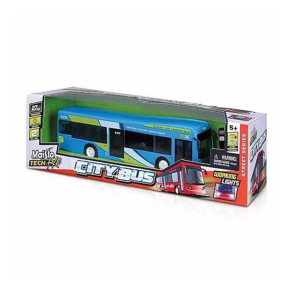 מאיסטו אוטובוס על שלט