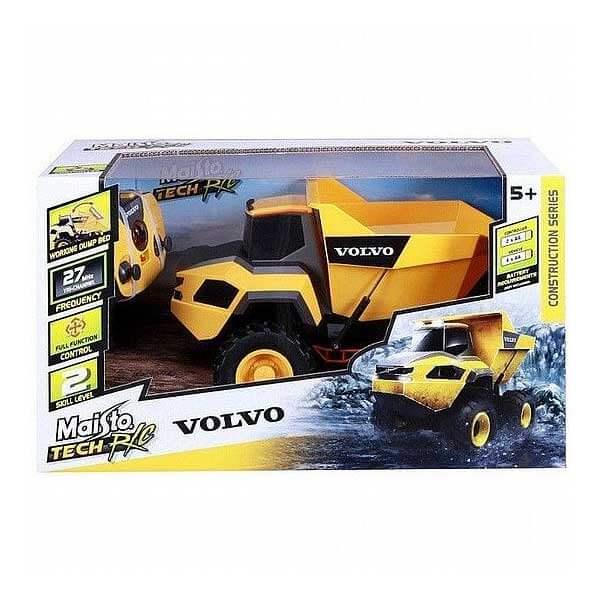 מאיסטו משאית VOLVO על שלט